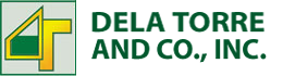 DELA TORRE AND CO., INC. Logo